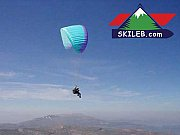 Paragliding over Jounieh with Skileb