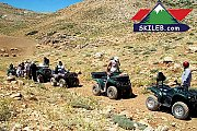 ATV trip from Mzaar to the Cedars or Zahle