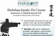 Shotokan Karate-Do Course