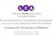 """Coaching 101: The Secrets to Fulfillment"""