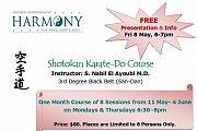Free Presentation Shotokan Karate-Do
