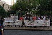Demonstration to open Horsh Beirut