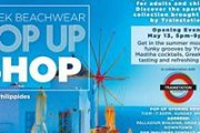 Greek Beachwear Pop Up Shop