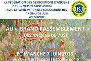 "Le Grand Rassemblement"" des Anciens de l'USJ"