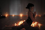 New Moon Special Offering with Olga Candlelight Honey Flow