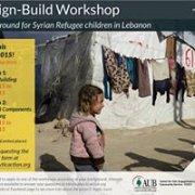 Lebanon 2015: Design-Build Workshop