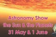 ASTRONOMY SHOW - the SUN & the Planets