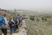Hiking from Rashaya to Majdel Balhis with The Footprints Nature Club