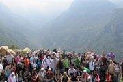 Hiking to Ouyoun Samak - Wadi Jhannam with the Footprints Nature Club