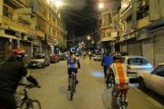 Cool Night Ride in Beirut