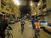 Cool Night Ride in Beirut