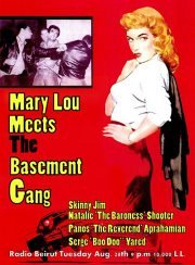 Radio Beirut presenta: Mary Lou Meets The Basement Gang