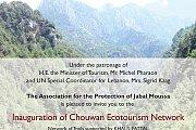 Inauguration of the Chouwan Ecotourism Network