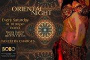 Oriental Night @BOBO