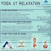 Yoga et relaxation - Parents & Enfants