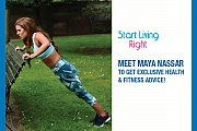 Meet Fitness Expert Maya Nassar in Decathlon