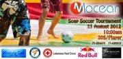 Mocean Soap Soccer Tournament 2012