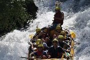 "Rafting in ""Al Assi River"" with Dale Corazon"
