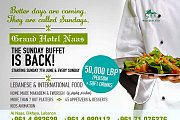 Sunday Lunch Buffet at Grand Hotel Naas