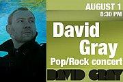 David Gray Concert in Lebanon - Part of Beiteddine International Festival 2015