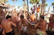 """Beach Party with Dale Corazon  in """"Rimal"""""""