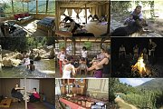 ECO-Yoga Retreat in Ecovillage Dmit with Olga Pavlova