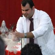 Magic of Physics  Shows during the Science Days 2012