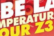 """Hermann Melo In Lebanon """"Tour Sube la Temperatura"""" Z33"""