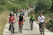 BIKING FROM ANNAYA TO GHALBOUN  with Skyline Group
