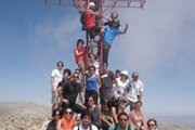 SUMMITING SANNINE THE CROSS 2548 m with Sports4Life