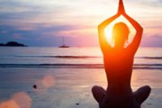 Sunset Yoga Classes with Art of Living ~ Every Monday