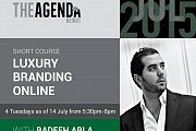 Luxury Branding Online a workshop by Badeeh Abla at The Agenda Beirut