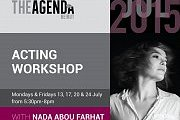 Acting Workshop by Nada Abou Farhat with The Agenda Beirut