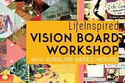 LifeInspired VISION BOARD Workshop