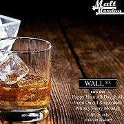 Single Malt Mondays in Wall Street Badaro
