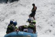 Rafting in Al-Assi River with Wild Adventures