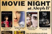 Movie night at Aleph B° | Round one
