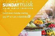 SundayMisk Lunch at BeitMisk