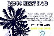Disco Meet R&B