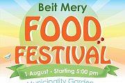 Beit Mery Food Festival