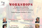 Open door Exhibition and Intro to the Workshops by Exode