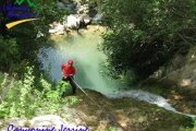 Canyoning in Jezzine with Lebanese Adventure