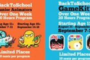 Back to school, Video games and Animation program at AltCity