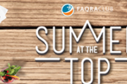 Faqra Club Summer At The Top 2015