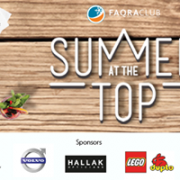 Faqra Club Summer At The Top 2015