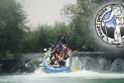 Trip 293: Rafting in Assi River with footprints