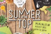 Faqra Book Sale - Summer at the Top