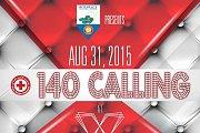 140 calling - Rotaract Club of Metn Fundraising at White