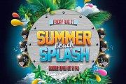 Summer Beach Splash Party