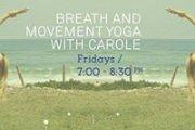 Breath and Movement Yoga with Carol